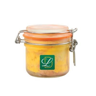 Foie gras de canard conserve - 200 g