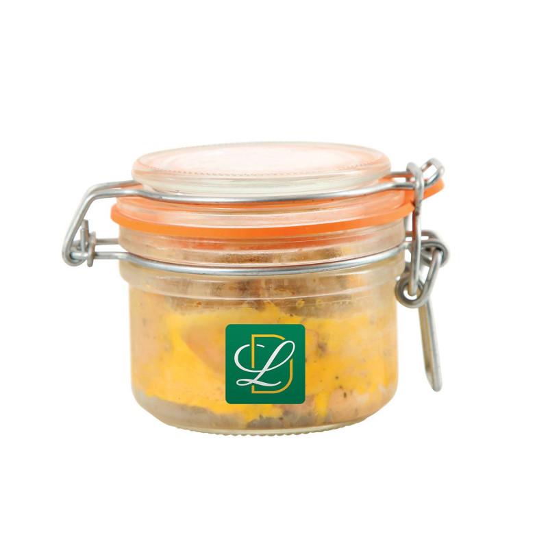 Foie gras de canard conserve - 125 g